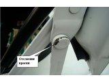 Отслаивание лакокрасочного покрытия на правой петли панели крышки багажника