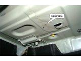 Дефекты ЛКП в  багажном отделении